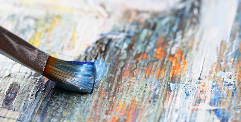 Vad behöver man för konstnärsmaterial?